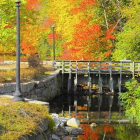 Robert Kalinoski - Capron_Falls_Park - Yes Fall