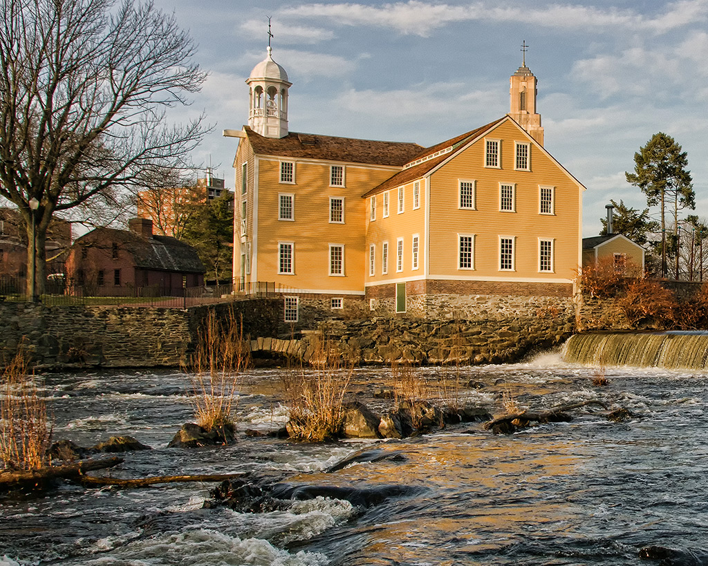 Slater Mill photograph by Sarah Keates