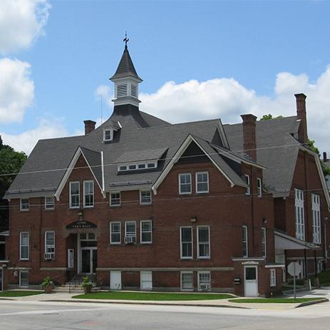 Upton Town Hall