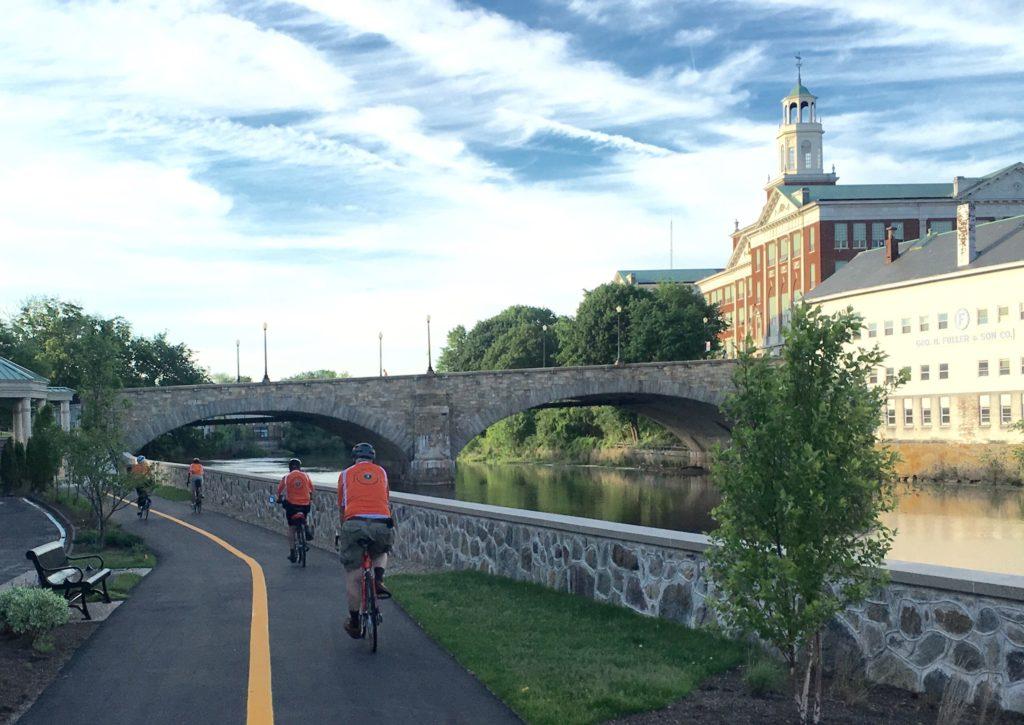 Bikeway Patrol_Pawtucket bikeway section