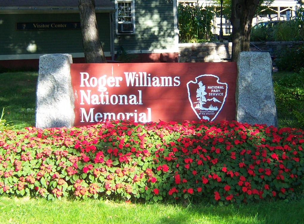 Roger Williams Memorial Park