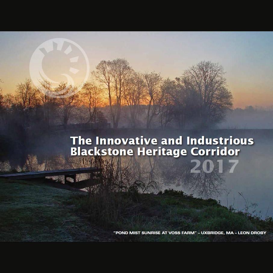 2017 Blackstone Heritage Corridor Calendar - Blackstone Heritage ...