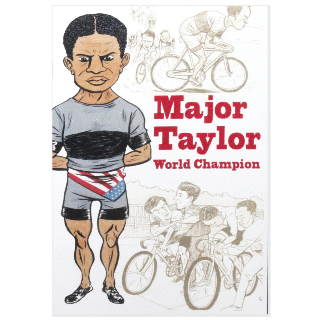 Major Taylor Graphic Novel
