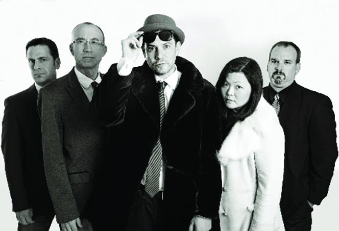The Eric Hofbauer Quintet: Prehistoric Jazz