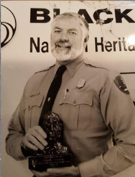 Ranger Chuck Arning's Retirement Party