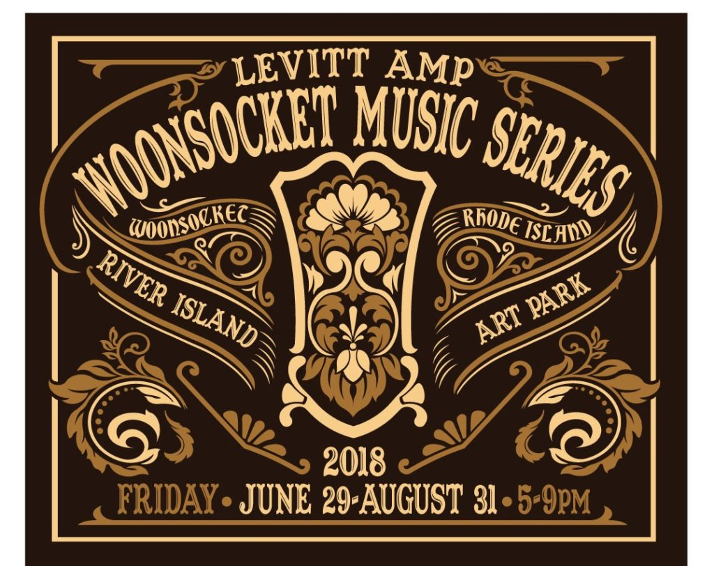 Levitt AMP Woonsocket Music Series