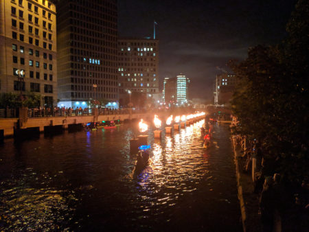 WaterFire: Flames of Hope a Celebration of Life