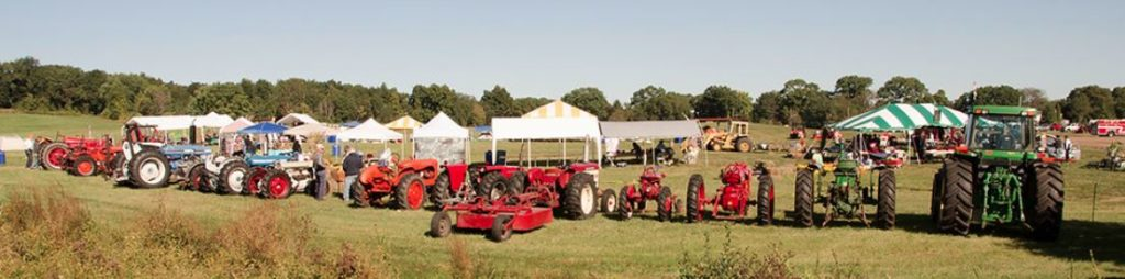 Harvest and Tractor Festival at Franklin Farm