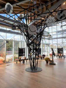 Visitor Center at Worcester