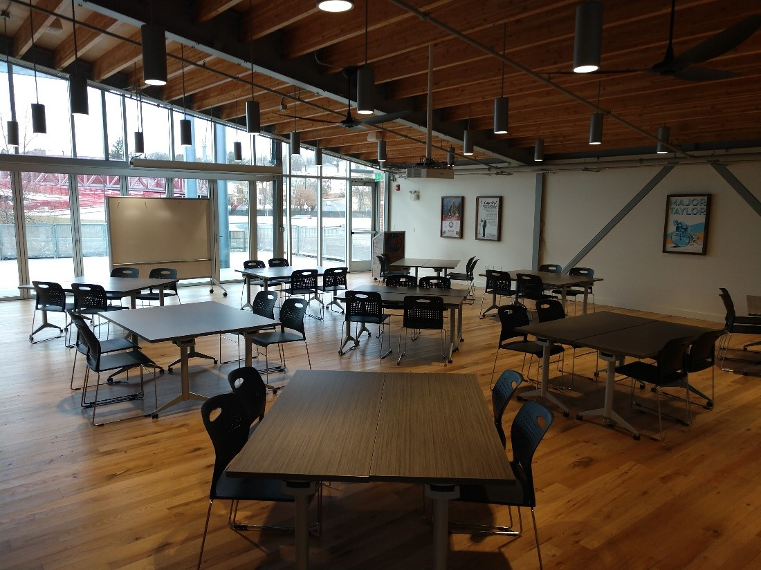 Meeting Room Flex Space Blackstone Heritage