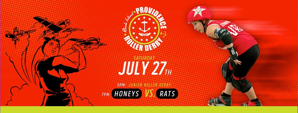 Providence Roller Derby is back
