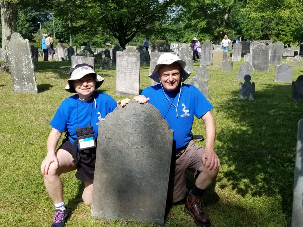 GRAVESTONE MAINTENANCE