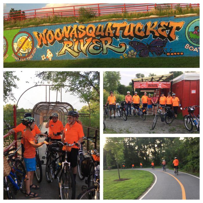 Woonasquatucket Greenway