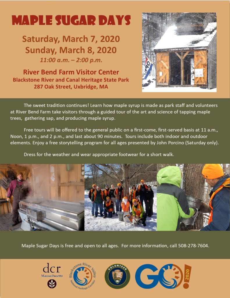 Maple Sugar Days 2020