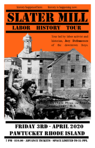 labor history tour