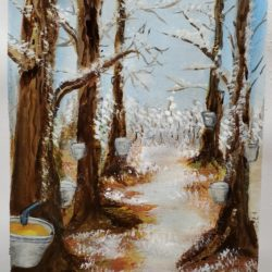 Paint Night March 5