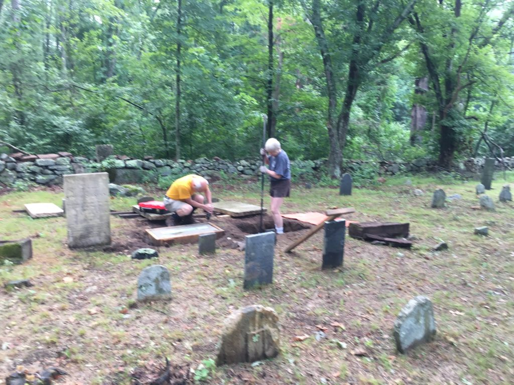 Cemetery Conservation