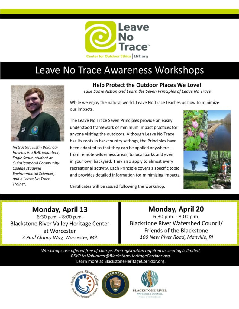 Leave No Trace Awareness Workshop