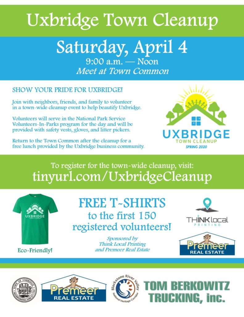 Uxbridge Town Cleanup