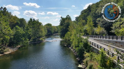 Blackstone River Bikeway Zoom Background