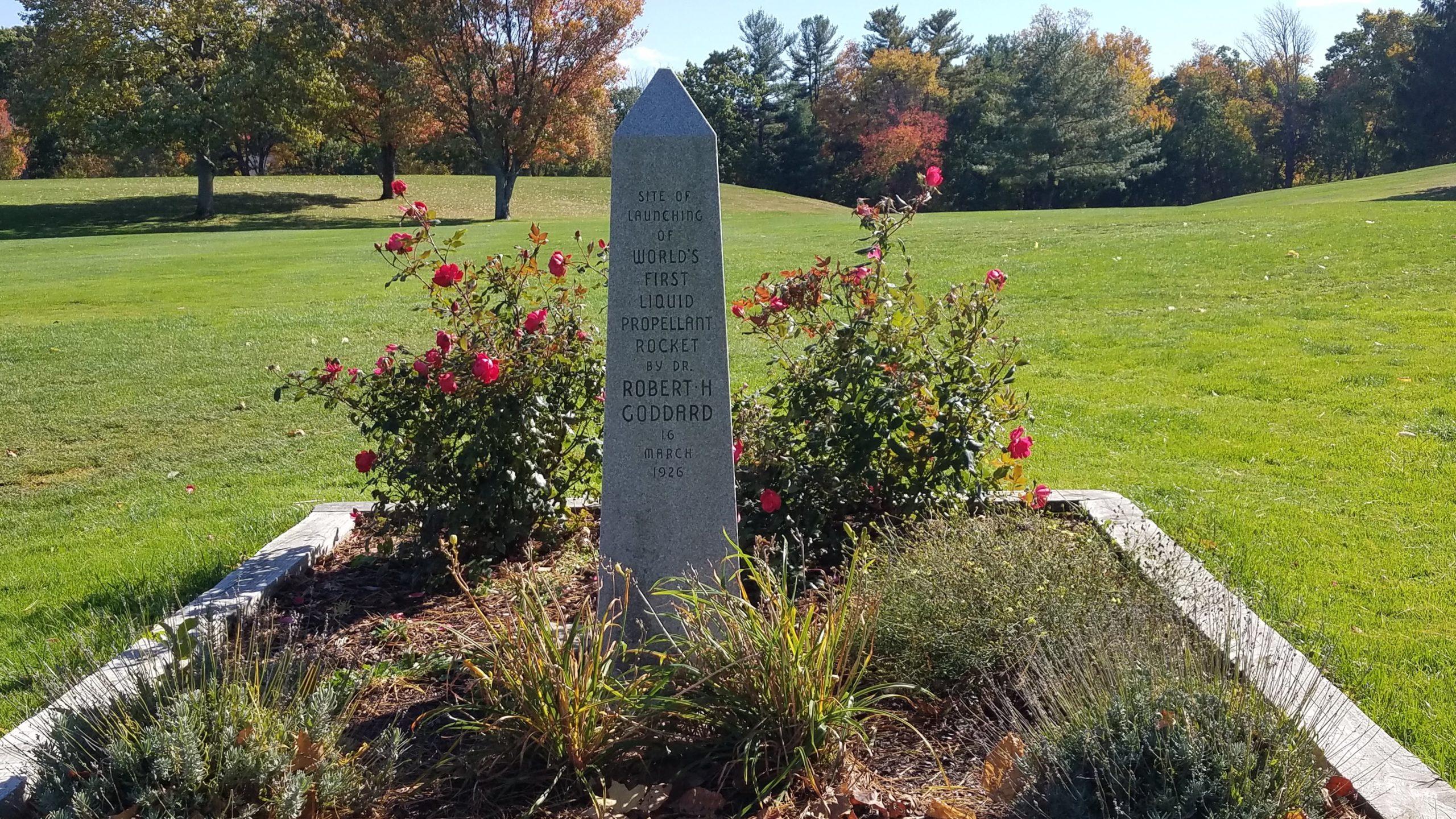 Robert Goddard Memorial