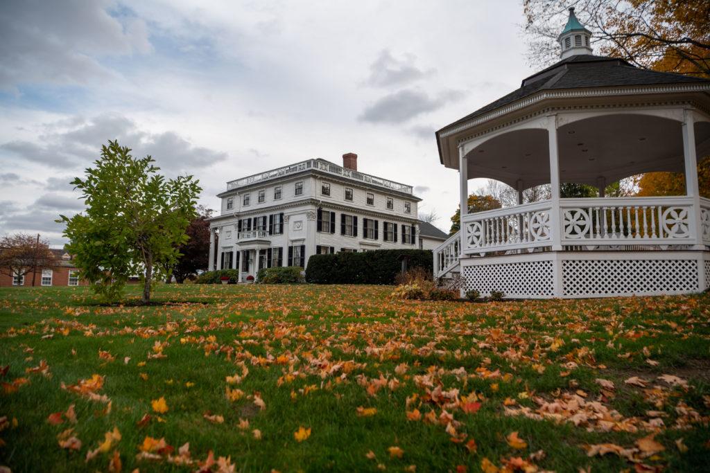 Asa Waters Mansion. Photo by Bob Evans, Blackstone Heritage Corridor Photgraphy Ambassador.