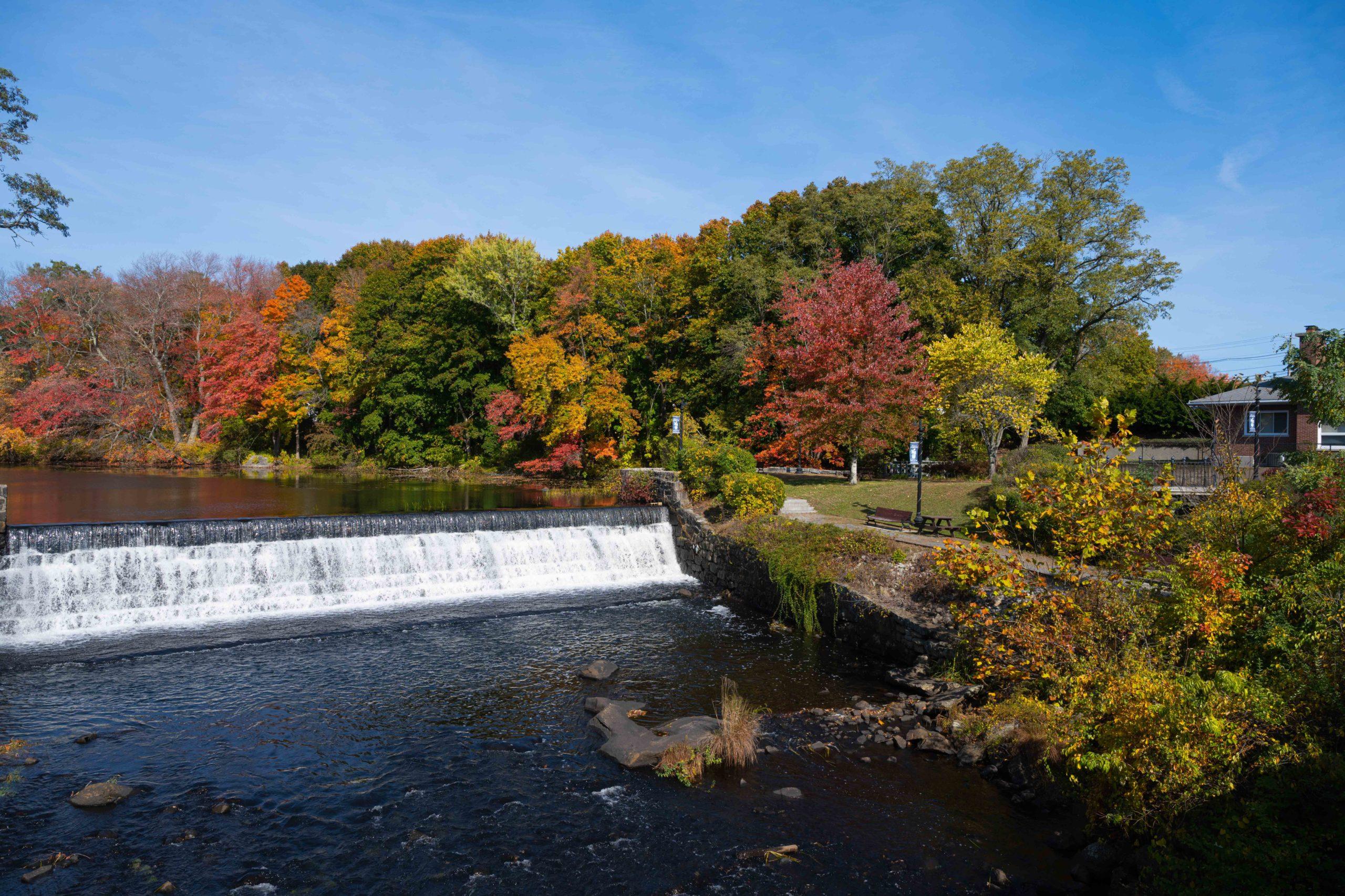 Capron Park. Photo by Bob Evans, Blackstone Heritage Corridor Photography Ambassador.