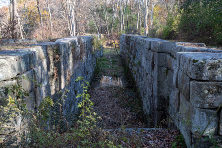 Millville Lock. Photo by Bob Evans, Blackstone Heritage Corridor Photography Ambassador.