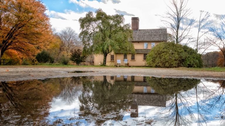 Smith-Appleby House Museum. Photo by Debra Boucher, Blackstone Heritage Corridor Photography Ambassador.