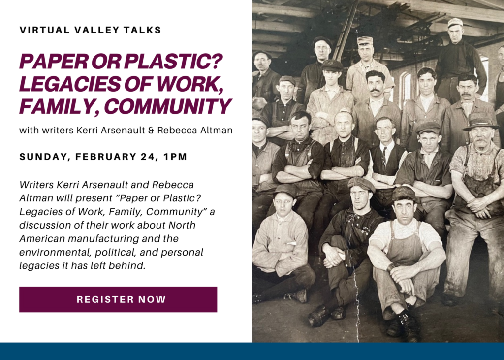 Paper or Plastic Valley Talk