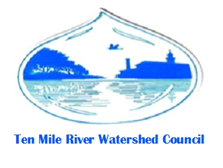 Ten Mile River Watershed Logo with text