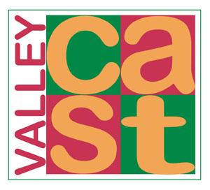 ValleyCAST logo