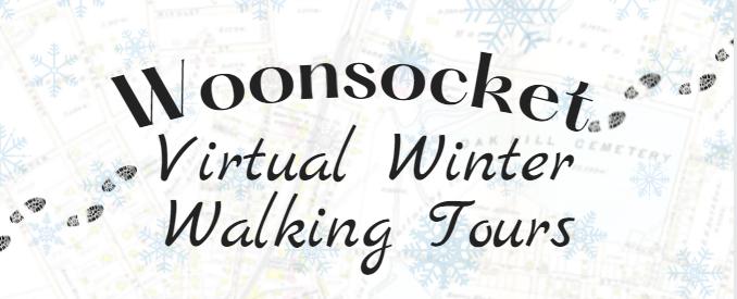 virtual winter walking tours