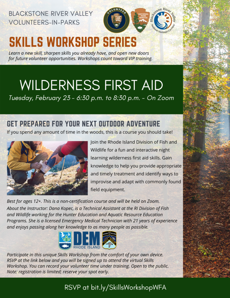 Skills Workshop_Wilderness First Aid