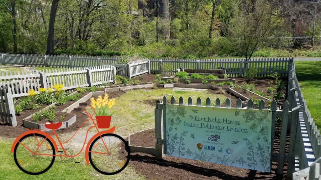 bike tour to garden