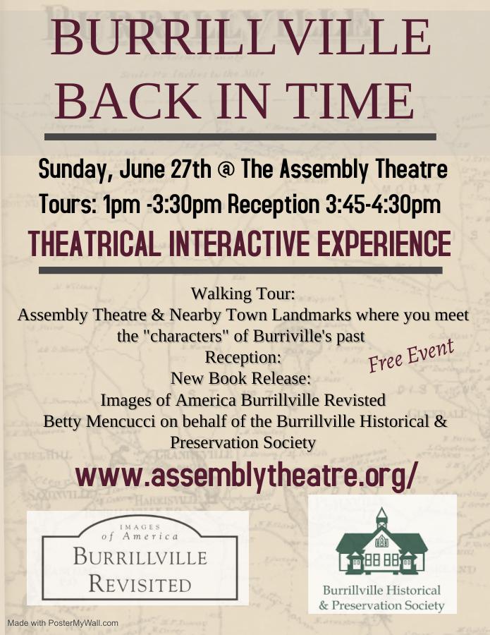 Burrillville Back In Time 6.27.21