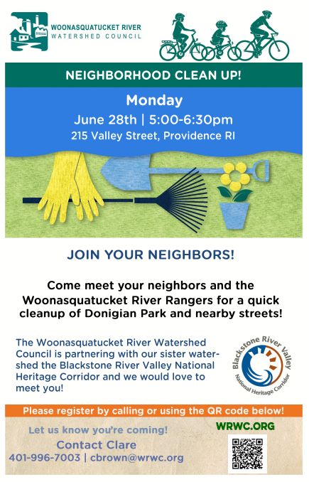 Donigian Park Cleanup