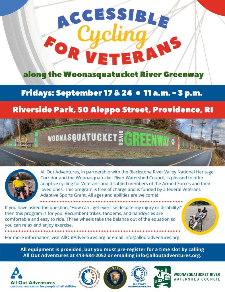 Accessible Cycling for Veterans_PVD_RVR